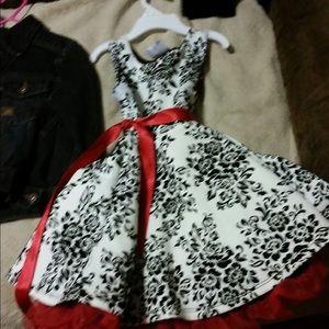 Brand new 3t little girls Christmas dress